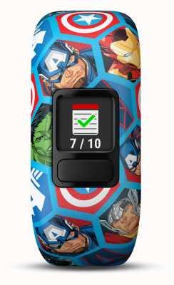 Garmin Vivofit jr2 marvel Avengers dehnbarer Riemen 010-01909-02
