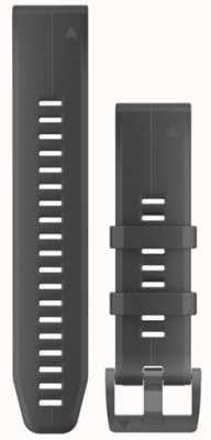 Garmin Schwarzes Kautschukband quickfit 22mm fenix 5 / Instinkt 010-12740-00