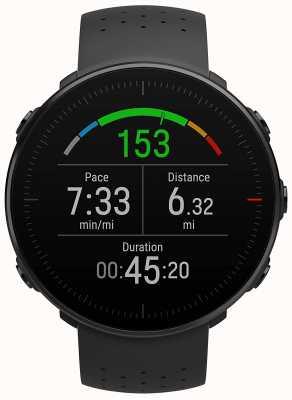 Polar Vantage m schwarz kleine / mittlere GPS Multisport Std 90069740