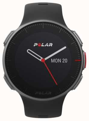 Polar Vantage v black gps multisport premium trainingshandgelenk hr 90069668