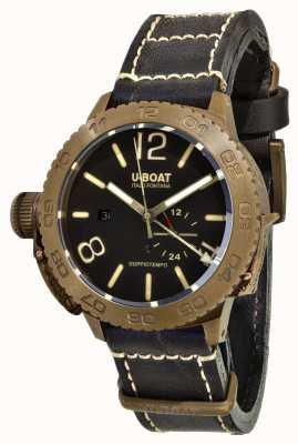 U-Boat Doppiotempo Bronze 46 Automatik 9008