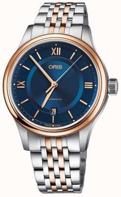 Oris Classic Date 42mm Herren Schweizer Uhr 01 733 7719 4375 07 8 20 12