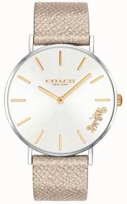 Coach | Damen-Armbanduhr | Sahnegurt | 14503157
