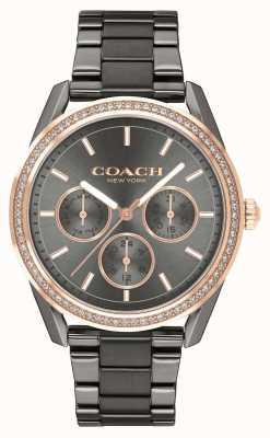 Coach | Preston Uhr | Chronograph Edelstahluhr | 14503214