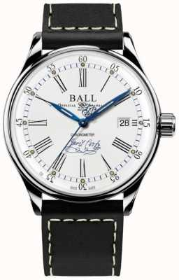 Ball Watch Company Trainmaster bemüht Chronometer in limitierter Auflage NM3288D-L2CJ-WH
