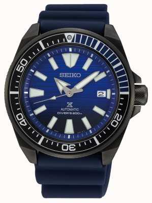 Seiko Prospex black series rettet die Sonderedition Ozean SRPD09K1