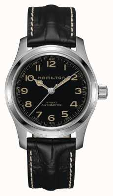 Hamilton | interstellare Uhr | khaki field murph automatic H70605731
