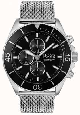 Hugo Boss | Herren Ozean Edition Stahluhr | 1513701