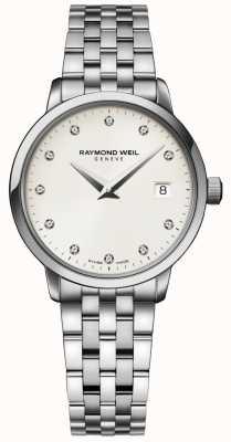 Raymond Weil | damen toccata diamantuhr | 5988-ST-40081