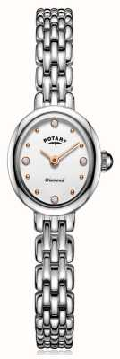 Rotary | Damen Edelstahlarmband | LB05150/02/D