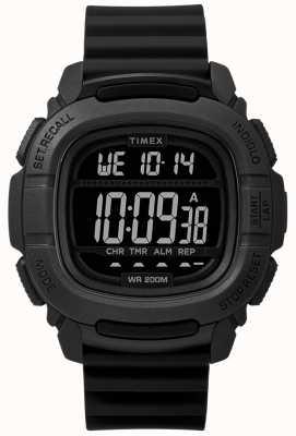 Timex | Boost Shock Schwarz Digital | TW5M26100SU