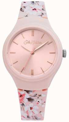 Cath Kidston | damen pink floral strap | rosafarbenes Zifferblatt | CKL068P