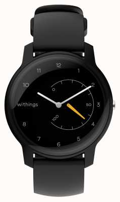Withings Bewegen Sie den Activity Tracker schwarz und gelb HWA06-MODEL 1-ALL-INT