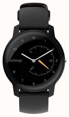 Withings Bewegen Sie den Activity Tracker schwarz und gelb HWA06-MODEL 1-ALL-INT