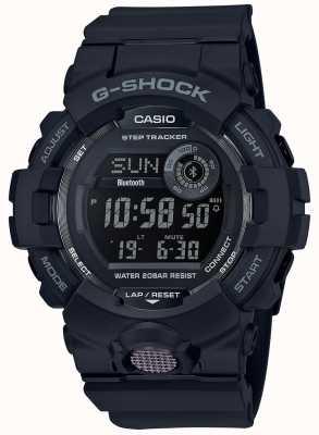 Casio | schwarze digitale Gummiuhr | GBD-800-1BER