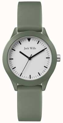 Jack Wills | Damen graues Kautschukband | JW008FGFG