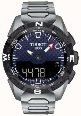 Tissot | herren t-touch expert solar ii | Titan Armband | T1104204405100