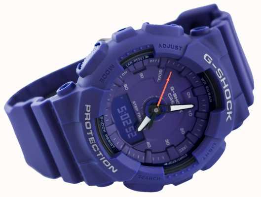 Casio | verdichtet g-shock | blau | unisex | GMA-S130VC-2AER