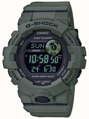 Casio | g-shock grün | Bluetooth | Smartwatch GBD-800UC-3ER