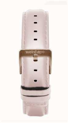 Weird Ape Rosa Leder 16mm Riemen Roségoldschnalle ST01-000112