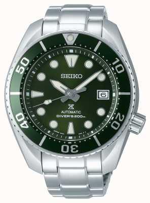 Seiko Prospex Taucher Sumo grün Herren Edelstahl SPB103J1