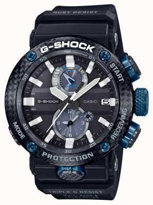 Casio Herren Carbon Core Guard G-Schock Gravitymaster Bluetooth GWR-B1000-1A1ER