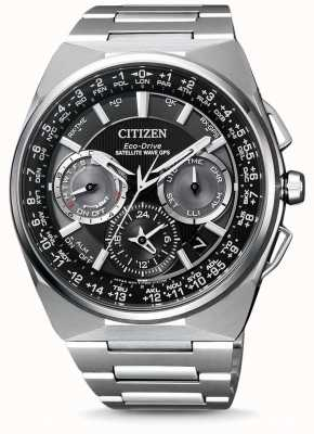 Citizen | Herren Eco-Drive Satelliten Wave GPS | Titan Armband | CC9008-84E