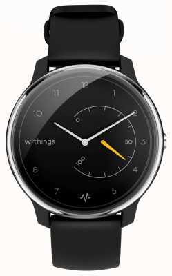 Withings Bewegen Sie ecg | schwarz & gelb | Aktivitäts-Tracker HWA08-MODEL 1-ALL-INT