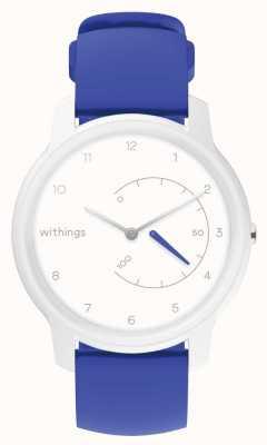 Withings EKG verschieben | weiß & blau | Aktivitäts-Tracker HWA08-MODEL 2-ALL-INT