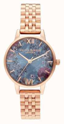 Olivia Burton | Frauen | unter dem meer | Roségold-Armband | OB16US25