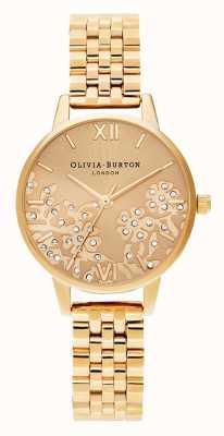 Olivia Burton | Frauen | Bejeweled Spitze | goldfarbenes Armband | OB16MV105