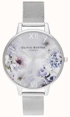 Olivia Burton | Frauen | Sonnenlicht florals | stahlgeflecht armband | OB16EG117