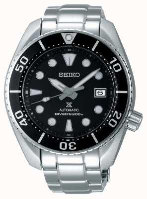 Seiko Herren Prospex automatische Sumo Edelstahl Armband Ex-Display SPB101J1EX-DISPLAY