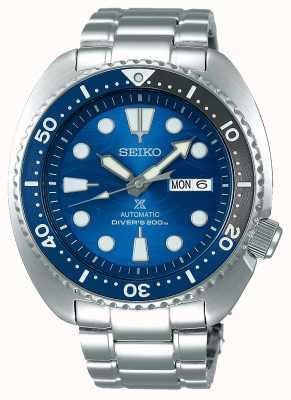 Seiko | prospex | den Ozean retten Schildkröte | automatisch | Taucher | SRPD21K1