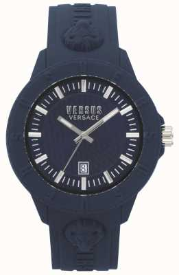 Versus Versace | Frauen | tokyo r | blaues silikon | VSPOY2118