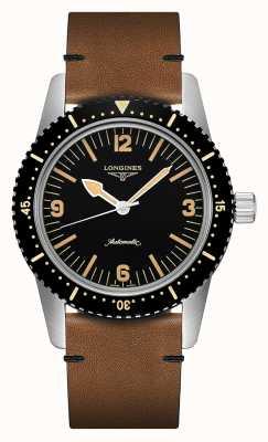 Longines | Haut Taucher Uhr Erbe | Männer | Schweizer Automatik | L28224562