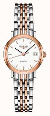 Longines | elegante Kollektion | Frauen 25,5 mm | Schweizer Automatik | L43095127