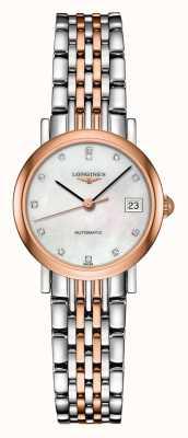 Longines | elegante sammlung | Frauen 25,5 mm | Schweizer Automatik | L43095877