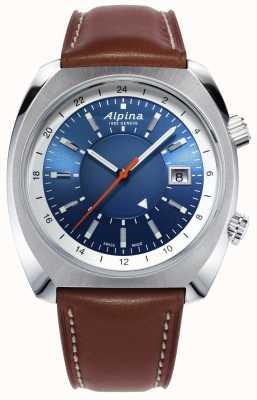 Alpina | Starter Pilot Erbe | automatisch | braunes Leder | AL-555LNS4H6