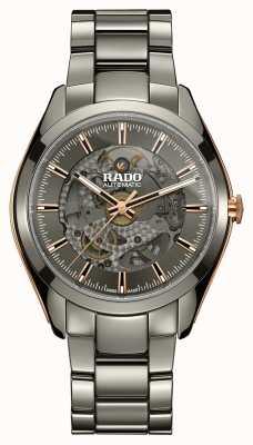 Rado | hyperchrom | automatisch | offenes Herz | Keramik Armband | R32021102