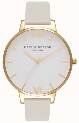 Olivia Burton Vegan freundliches, vergoldetes Nude-Armband für Damen OB16BDV03