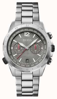 BOSS | Nomade | Chronograph | Stahlband | graues Zifferblatt | 1513774