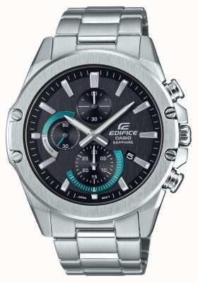 Casio | Gebäude klassisch | Chronograph | Stahlband | EFR-S567D-1AVUEF