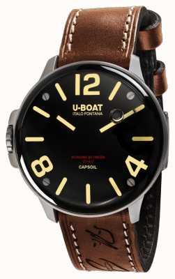 U-Boat Capsoil ss elektromechanik braunes leder 8110/A
