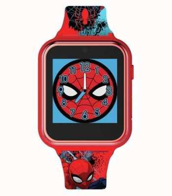 Avengers Intelligente Uhr | rotes Kunststoffgehäuse | bedrucktes Silikonarmband | SPD4588