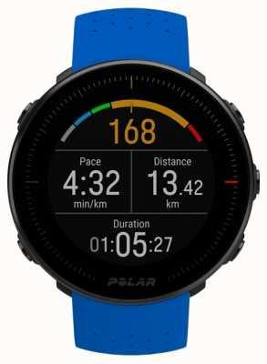 Polar | vantage m | Herzfrequenzmesser | blauer Riemen | ex Anzeige 90080197EX-DISPLAY