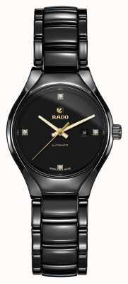 Rado Echte Diamanten aus Hightech-Keramik R27059712
