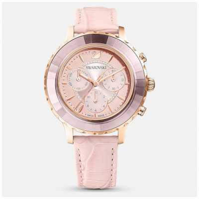 Swarovski Octea lux chrono ls rose / rose / pro 5452501