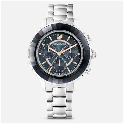 Swarovski Octea lux chrono mb sts / blk / sts 5452504