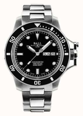 Ball Watch Company Männer Ingenieur Kohlenwasserstoff | original | automatisch rostfrei DM2118B-SCJ-BK